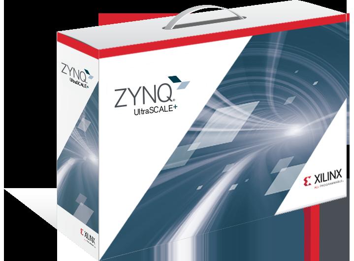Zynq UltraScale+ MPSoC ZCU102 Evaluation Kit
