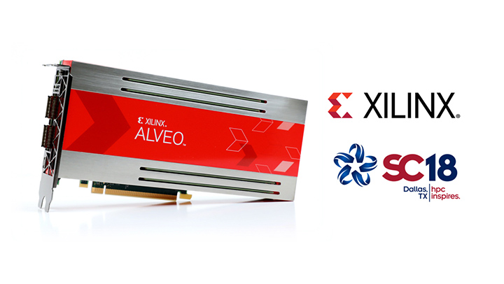 Xilinx Extends Data Center Leadership with New Alveo U280 HBM2 Accelerator Card; Dell EMC First to Qualify Alveo U200