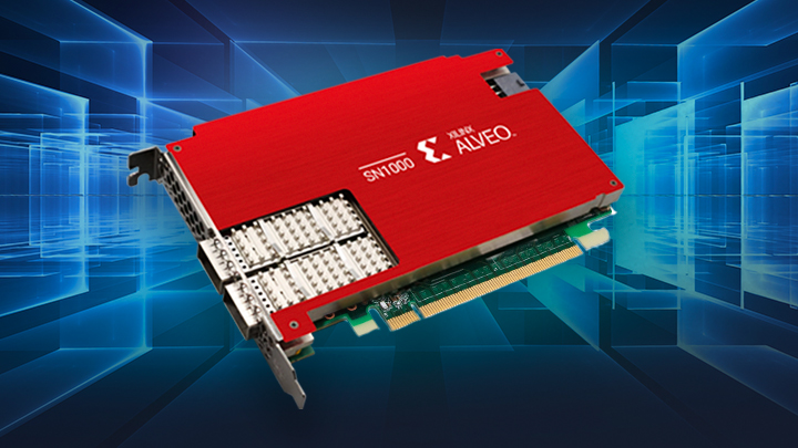 Xilinx Revolutionizes the Modern Data Center with Software-Defined, Hardware Accelerated Alveo SmartNICs