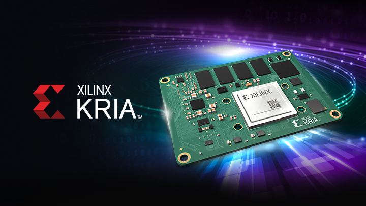 Xilinx Introduces Kria Portfolio of Adaptive System-on-Modules for Accelerating Innovation and AI Applications at the Edge