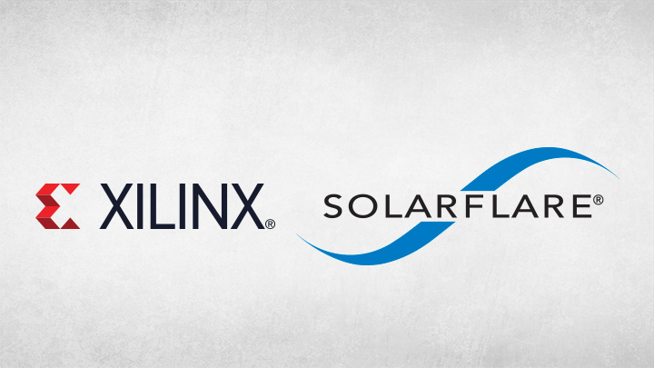 Xilinx to Acquire Solarflare