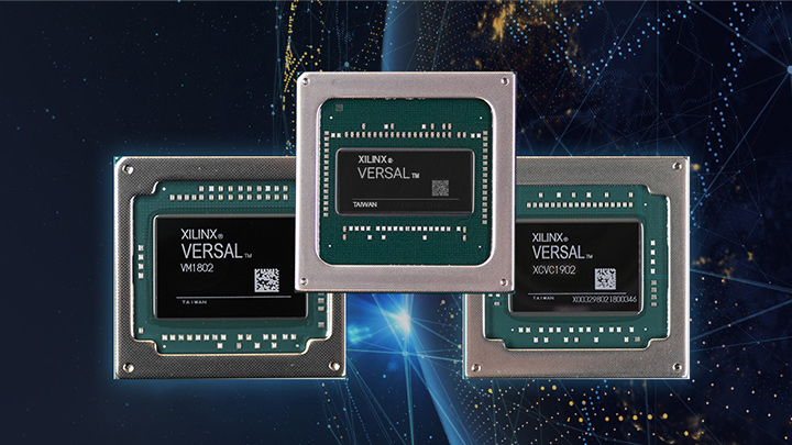 Xilinx Announces Full Production Shipments of 7nm Versal AI Core and Versal Prime Series Devices