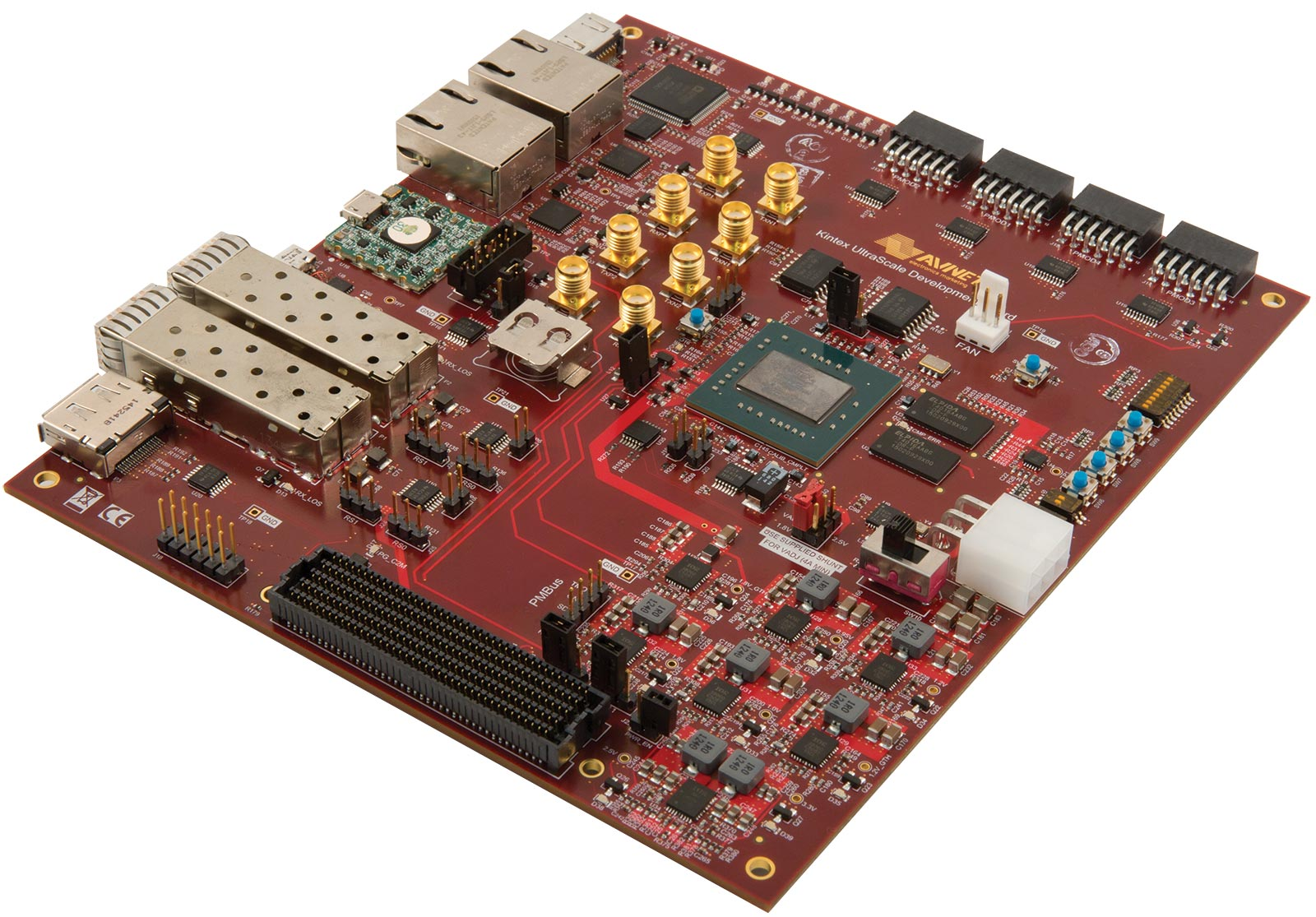 Xilinx Kintex UltraScale Development Kit AES-KU040-DB-G