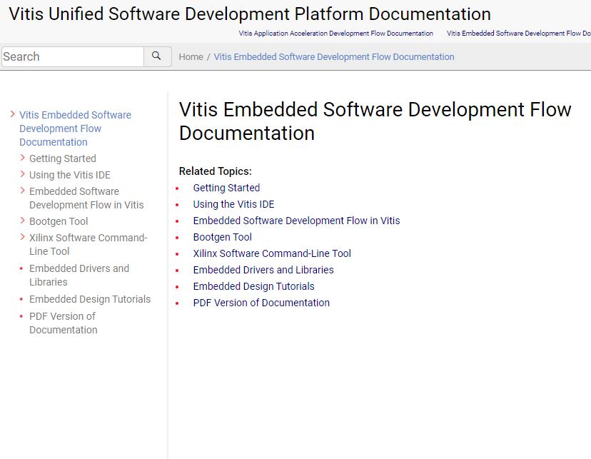 Vitis Platform